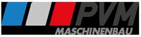 PVM – Maschinenbau Logo